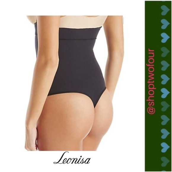 43fbd2338 Leonisa Light Control High-Waist Brief With Thong